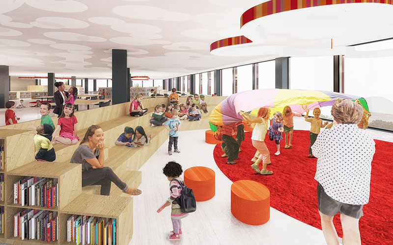 Transforming the Martin Luther King Jr  Memorial Library