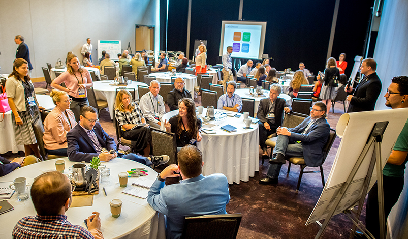 2019 Licensing Advisors Summit attendees