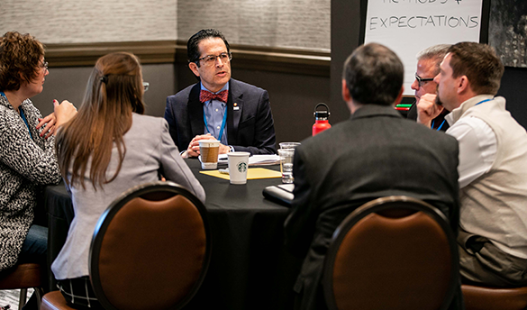 NCARB volunteers at 2019 Committee Summit